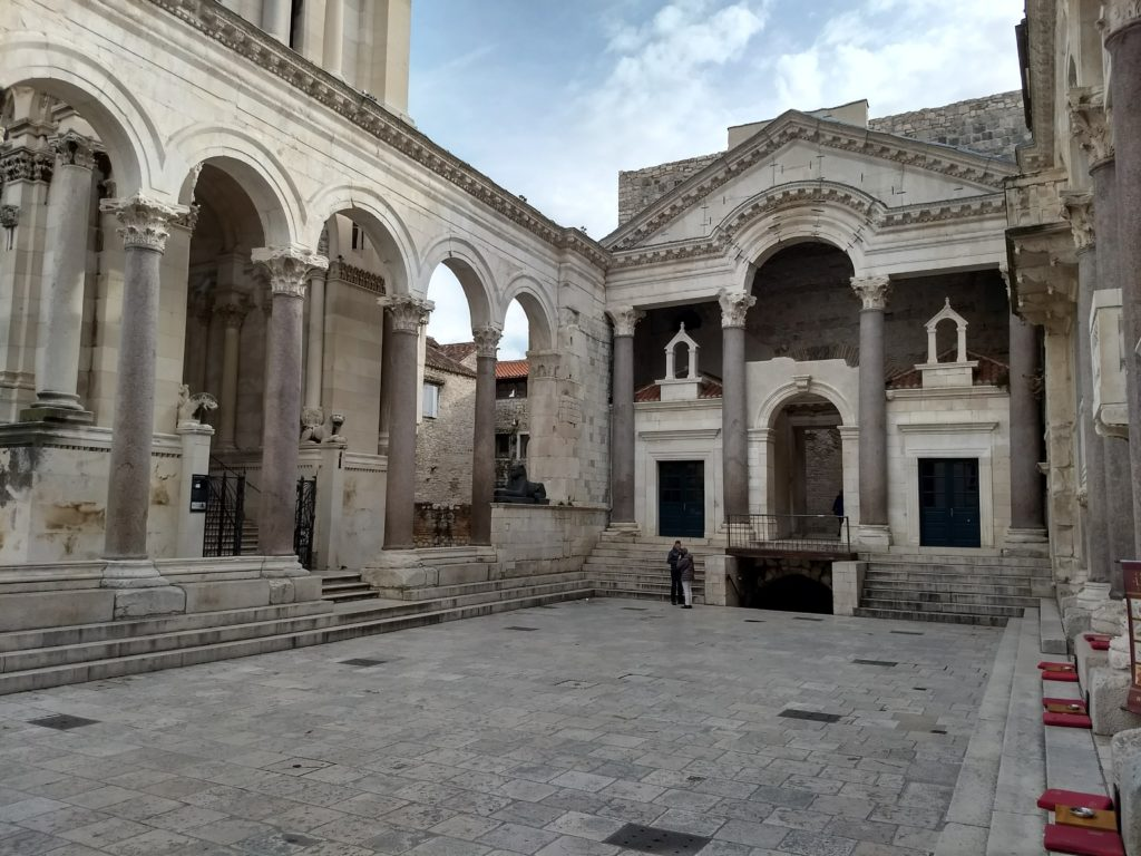 Diocletian S Palace How A Roman Emperor S Palace Became A Modern City And Still Survived As An Archeological